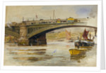 Rochester Bridge by William Lionel Wyllie