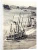 Nile gunboats by William Lionel Wyllie