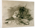 The escape of HMS 'Calliope' by William Lionel Wyllie