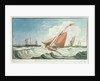 Revenue Cutter Moderate Breeze by Edward Bamfylde Eagles