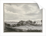 View of Vanbrugh Castle, Greenwich by John Charnock