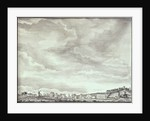 View of Woolwich Common and Sevendroog Tower by John Charnock