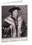 Thomas Howard, Duke of Norfolk by Hans Holbein