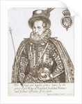 James I (1566-1625) by Laurence Johnson
