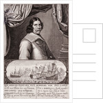 Vice Admiral Jan Evertsen (1600-1666) by P.I. Vos