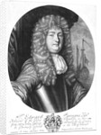 Sir Edward Sprague [Spragge] Knt. Admiral of the Blew Squadron in the year 1672 when fighting valiantly for his Country, he Gloriously expired in the bed of Honour by Isaac Becket