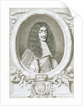 Charles II (1630-1685) by David Loggan