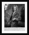 Admiral Sir John Jennings (1664-1743) by Godfrey Kneller