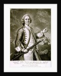Captain Arthur Forrest, of HMS 'Augusta' by Vandeist