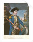 Captain John Paul Jones by R. Brookshaw