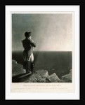 Napoleon musing at St Helena by Benjamin Robert Hayden