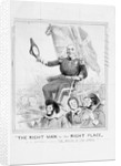 The Right Man in the Right Place, , or the Southwark version of 'The Return of the Admiral [Charles Napier] by Touchstone