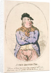 A true British tar by James Gillray