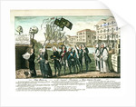 The Repeal - or the Funeral Procession of Miss Americ-Stamp by unknown