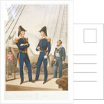 The Royal Navy, No 1. Captain. Lieutenant by unknown
