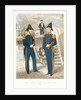 The Royal Navy. No 3. Doctor. Boatswain. Master by R.H.C. Ubsdell