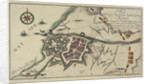 Plan of Memel by unknown