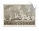 Defeat of a French squadron off Cape Lagos, 18 August 1759 by Goldar