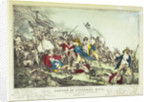 Battle at Bunker's Hill, 17 June 1775 by T.W. Strong