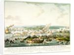 View of Oczakow and the river Dnieper, Black Sea by Fr. Casanova
