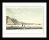Isle of France No.7: the west of Port Louis from the harbour by R. Temple