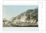No. 9 'Rus al Khyma: the situation of the troops on 13 November 1809' by R. Temple