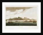 No. 11 'A View of Luft, 26 November 1809' by R. Temple