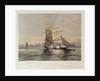 Capture of the slave brig 'Borboleta' by Day & Haghe