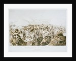 Bombardment of Sebastopol (Sailors Intrenchment) by Maxwell Mackenzie