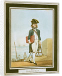 Midshipman by Thomas Rowlandson