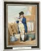 Purser by Thomas Rowlandson