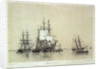 Marine Studies, merchant vessels by John Ward