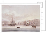 Lerwick, Shetland by John Christian Schetky