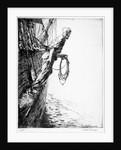 The Leadsman [heaving the lead line] by Arthur John Trevor Briscoe