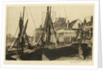 Lime Wharf by Walter Greaves