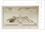 A perspective view of the Royal Laboratory, Woolwich Arsenal by unknown