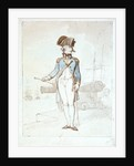 Captain by Thomas Rowlandson