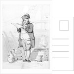 The Purser by Thomas Rowlandson