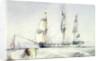 HMS 'Champion' by Calvert Richard Jones
