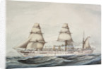 Troopship 'Orontes' (1862) by unknown