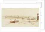 Greenwich from Blackwall by Edward Duncan
