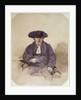 John Adams, alias John Wilkinson, Greenwich Pensioner boatswain's mate of the 'Agamemnon' by Frederick Cruikshank