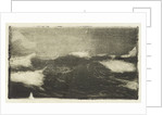 Seascape - grey-black rollers 1 by Herbert Barnard John Everett