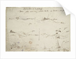 Studies of wind and sun in a heavy sea by Willem Van de Velde the Younger