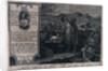 Astrolabe. Astrolabium. Americus Vespuccius, cum quattuor. Stellis crucem silente nocte repperit. Also a portrait of Dante Aligheri by Johannes Stradanus