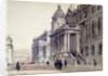 Greenwich Hospital by David Cox