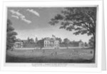 The Asylum of Greenwich Hospital. (From the Park) by James Whittle & Richard Holmes Laurie