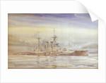 HMS 'Sydney' by W. H.