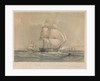 H.M.S. 'Pique' To Captain Boxer this print is by his permission respectfully dedicated by Oswald Walter Brierly