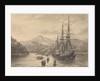 HMS 'Basilisk' Captain John Moresby by M.F.M.